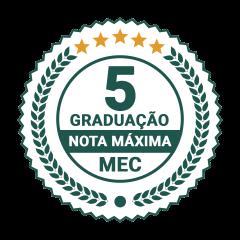 Graduação EAD Nota Máxima no MEC