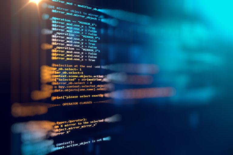 Código de programação - Graduação de Banco de Dados (Big Data e Data Science) - Graduação Live EAD Infnet