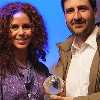 Premiação do Infnet pela Microsoft