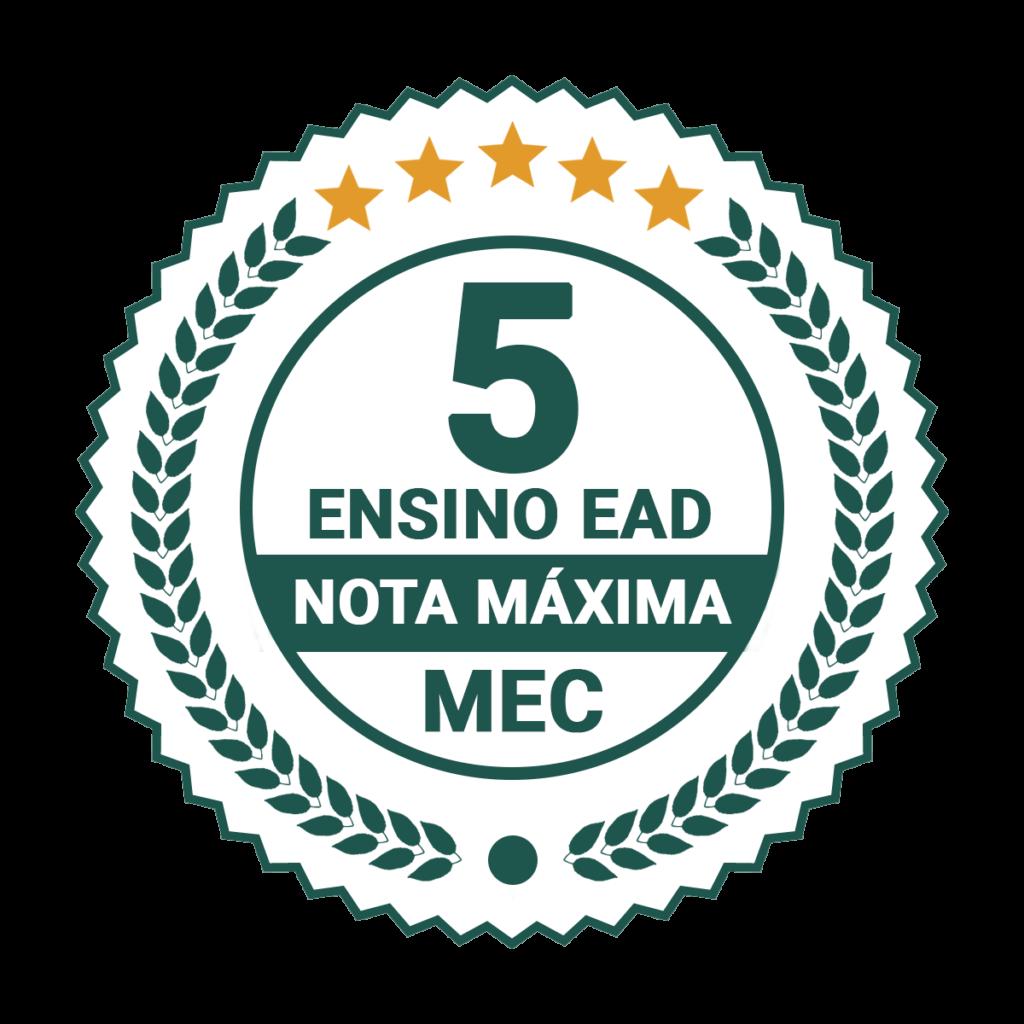 Instituto Infnet EAD nota máxima pelo MEC