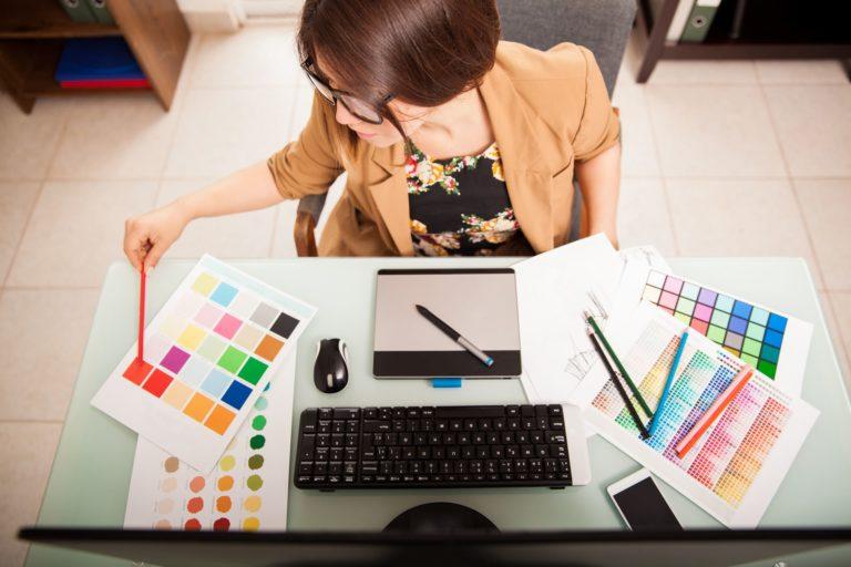 Graduação EAD - Design Gráfico (Design Digital)